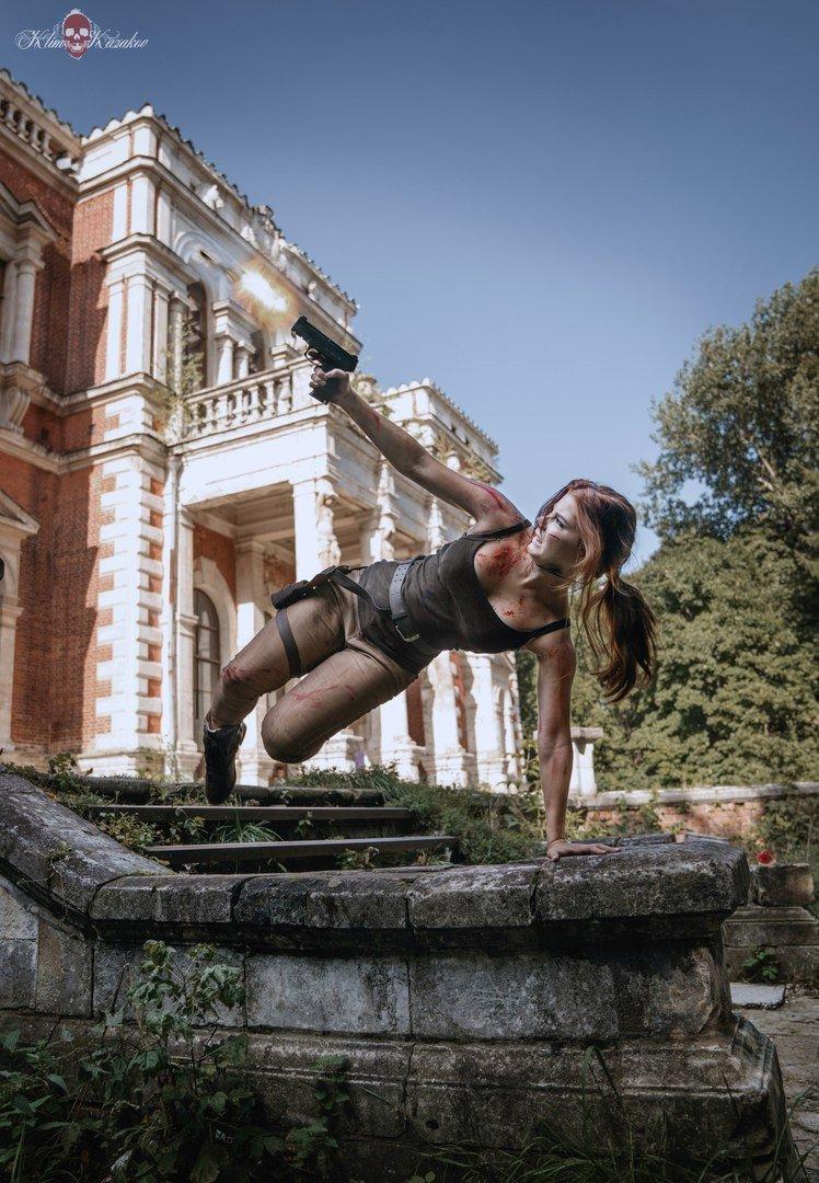 Одна из известнейших московских косплеерш вернулась к роли Лары Крофт  - Изображение 2