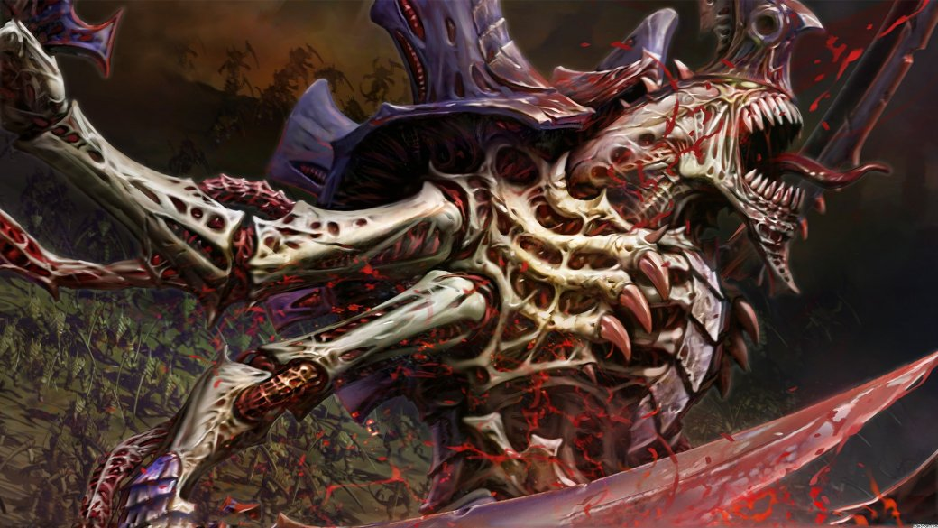 Warhammer 40000. История длинною в миллионы световых лет. - Изображение 9