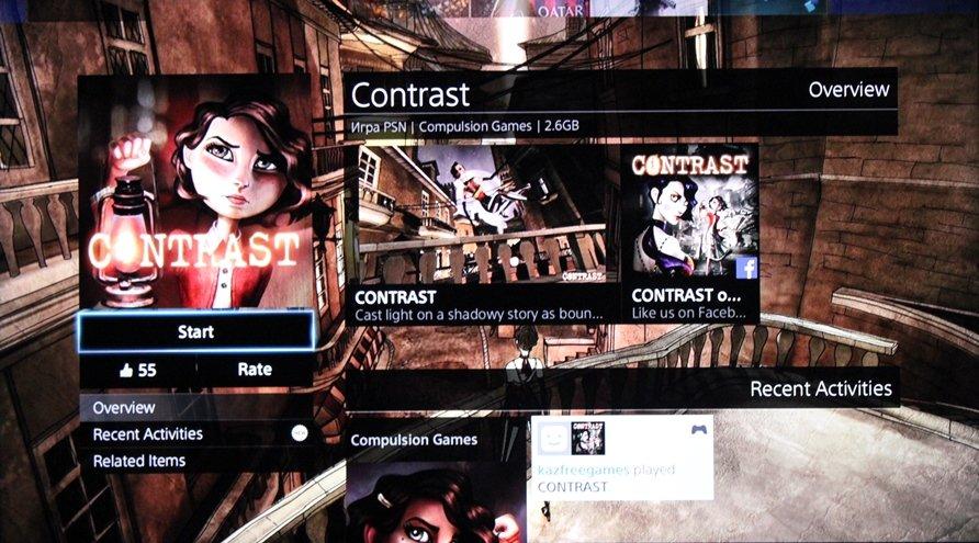 Интерфейс PlayStation 4 - Изображение 4