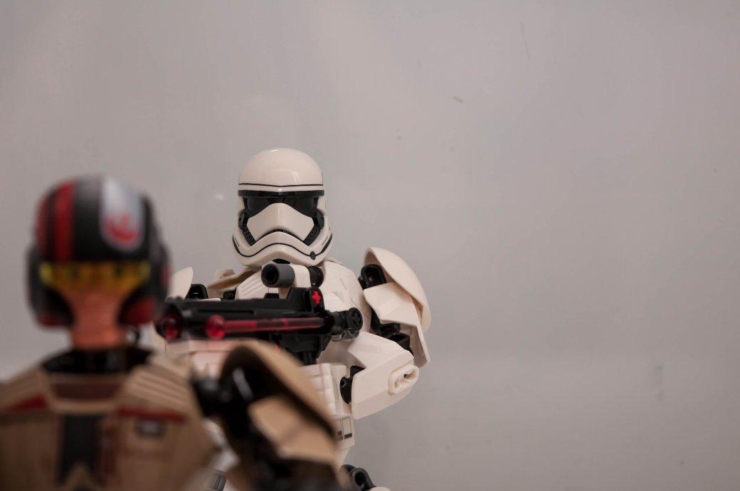 Нелепые приключения сборных фигурок LEGO Star Wars. - Изображение 4