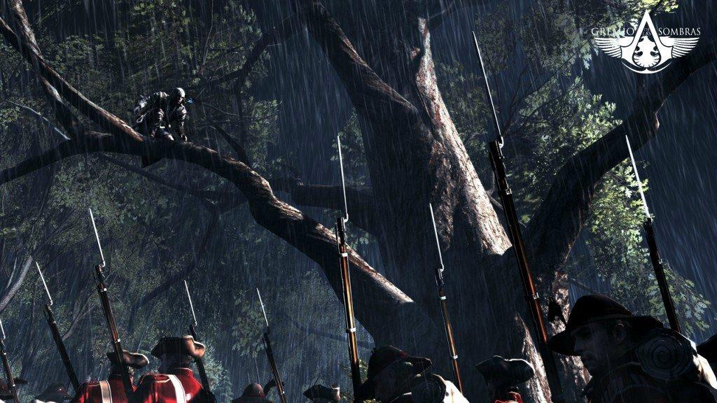 Скриншоты Assassin's Creed III: американский убийца. - Изображение 6