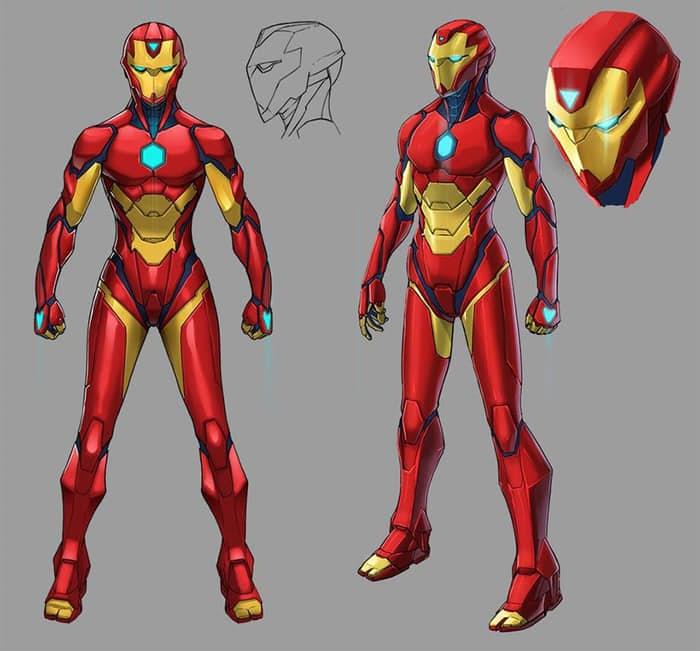 Marvel запретила обложку Iron Man из-за слишком сексуальной школьницы - Изображение 2