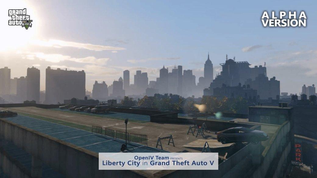 12 классных скриншотов Либерти-Сити в GTA 5 - Изображение 2