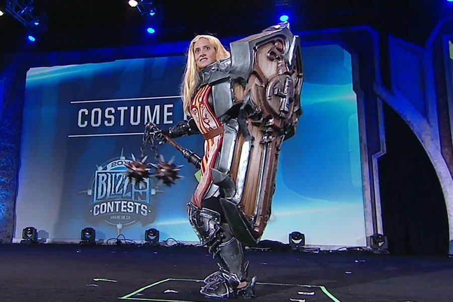 BlizzCon 2014. Конкурс костюмов - Изображение 54
