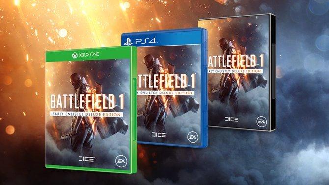 Battlefield 1 не получит физического издания для PC. - Изображение 1