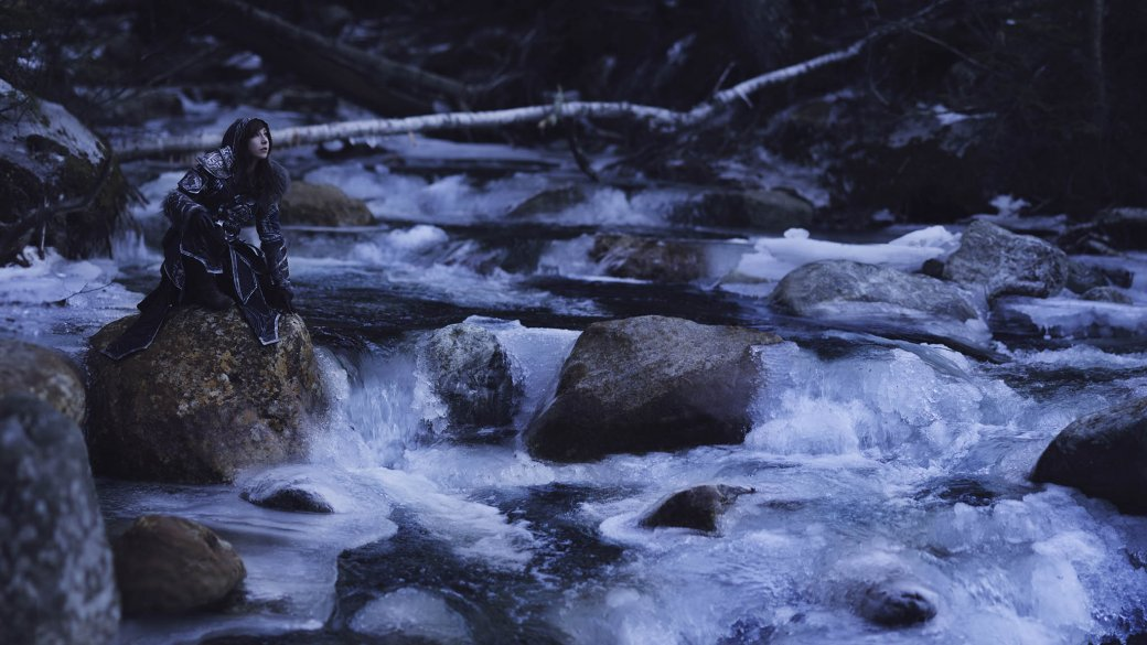Отважные косплеерши мерзнут в горах из любви к искусству - Изображение 1