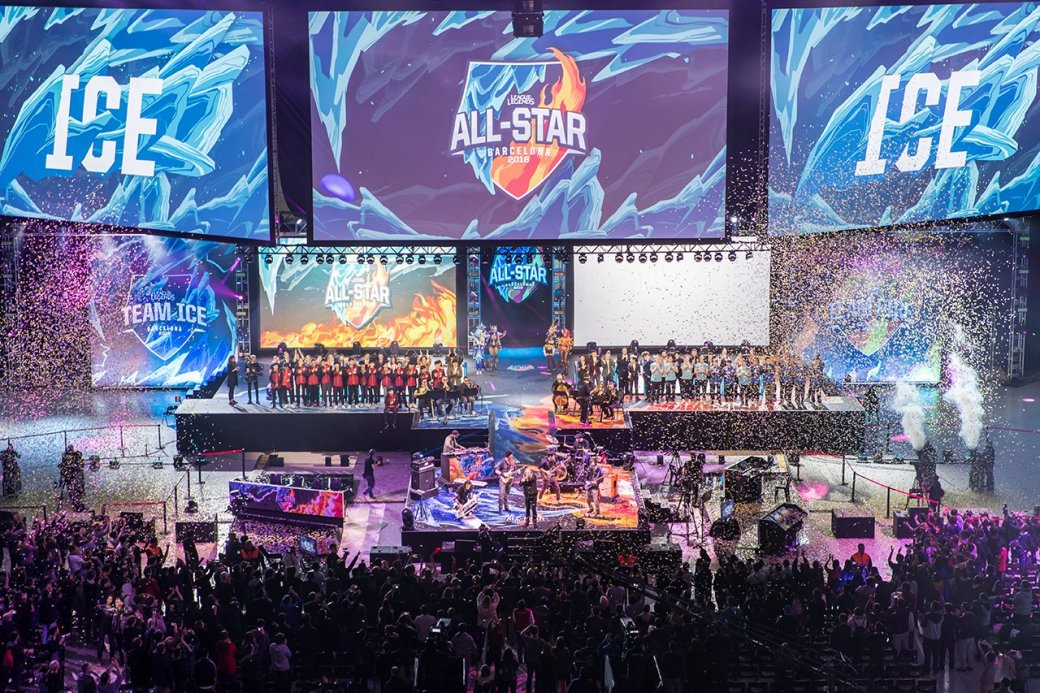 Как прошел турнир All-Star по League of Legends - Изображение 1