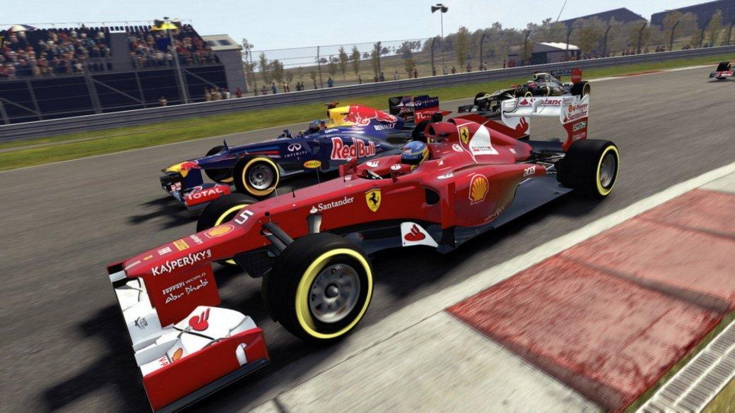 Десять игр, в которых вы можете прокатиться на Ferrari - Изображение 16
