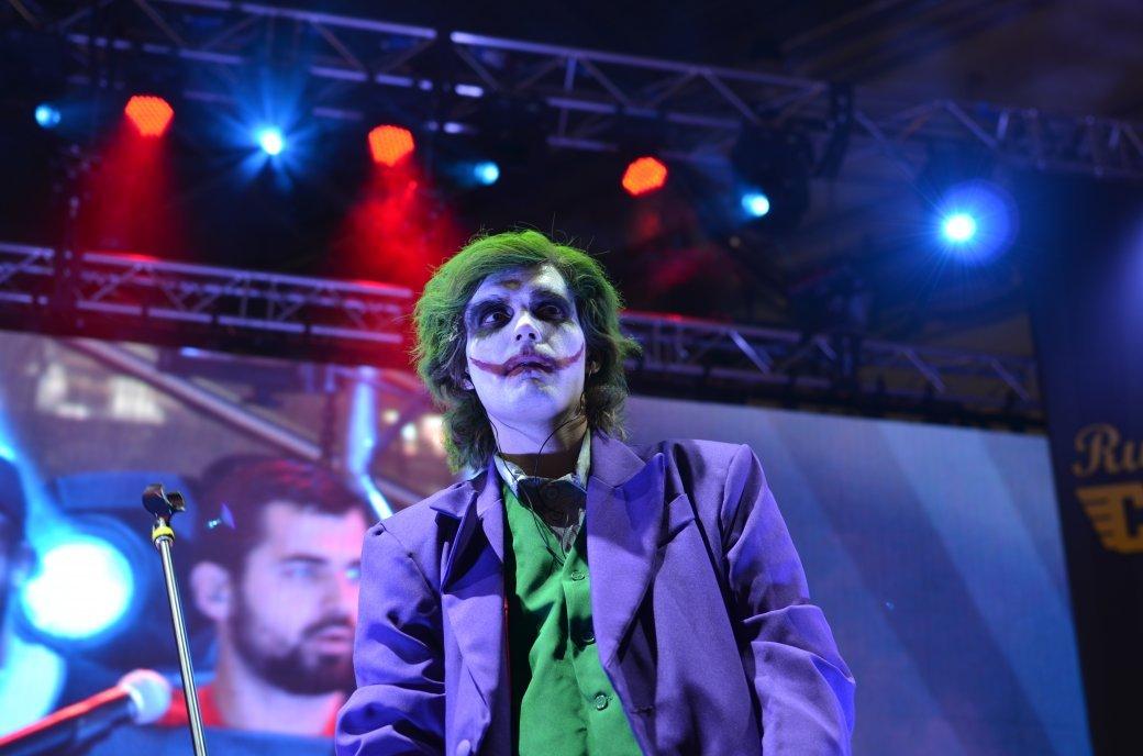 Фотоотчет с «Игромира» и Comic Con Russia, день 1 - Изображение 37