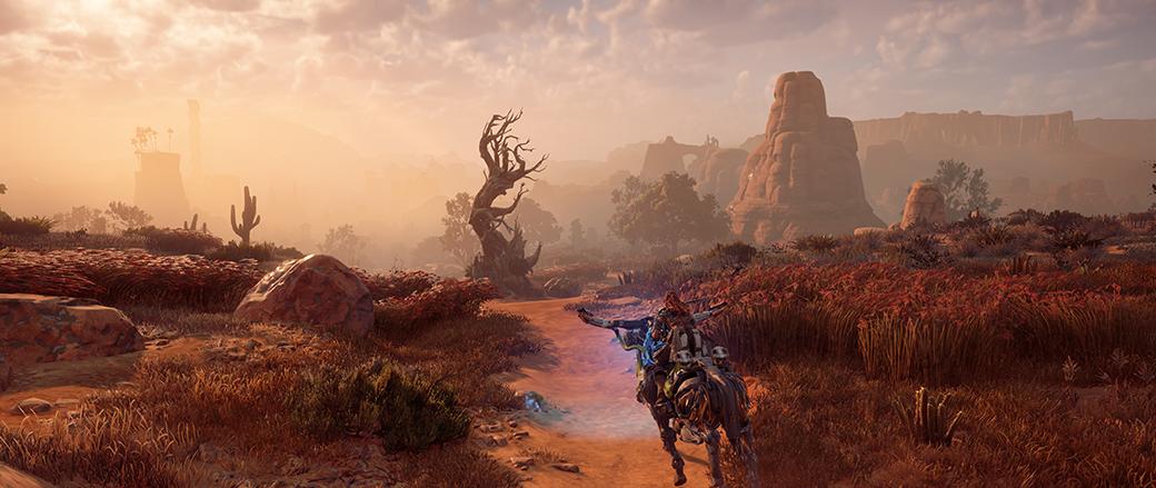 20 изумительных скриншотов Horizon: Zero Dawn - Изображение 12