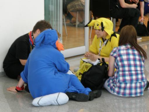 GamesCom 2011. Впечатления. Booth babes, косплей и фрики - Изображение 24
