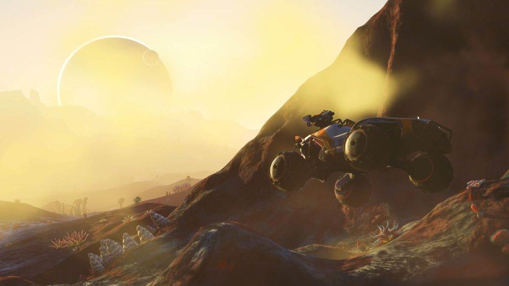 Коллекция потрясающих скриншотов NoMan's Sky, созданных вфоторежиме - Изображение 33