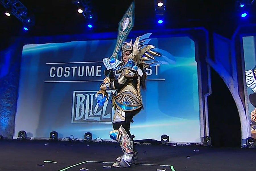 BlizzCon 2014. Конкурс костюмов - Изображение 32