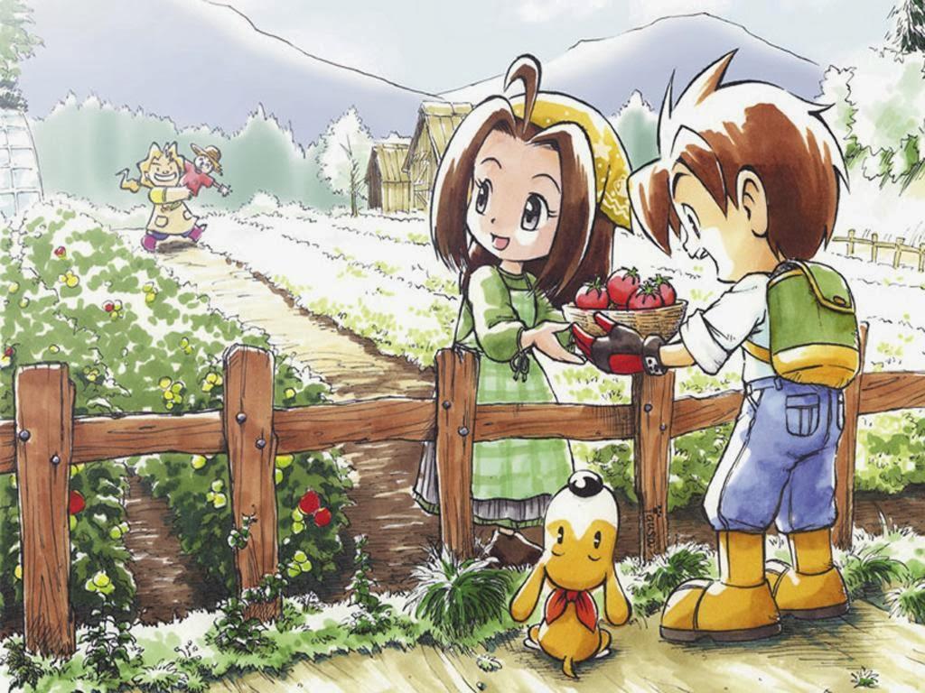 Новая часть Harvest Moon дебютировала на первом месте японского чарта  - Изображение 1