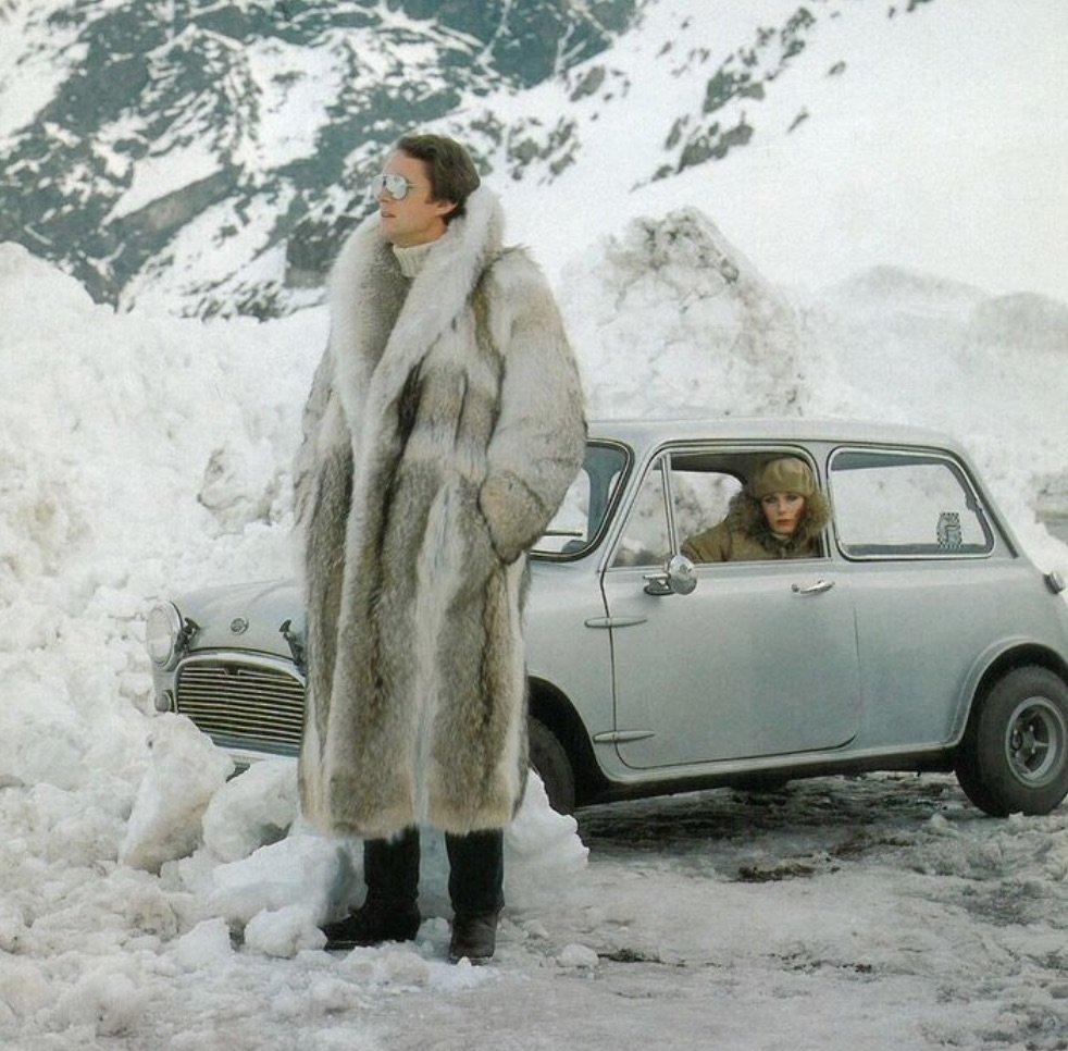 Пол Фиг делает кино про снежный апокалипсис с топ-моделями - Изображение 1