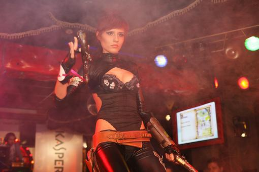 Miss Gamer, фоторепортаж - Изображение 30