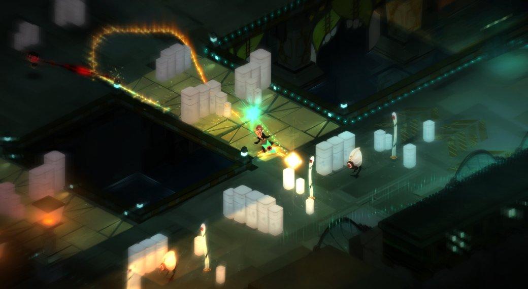 Новая игра от создателей Bastion появится в мае - Изображение 1