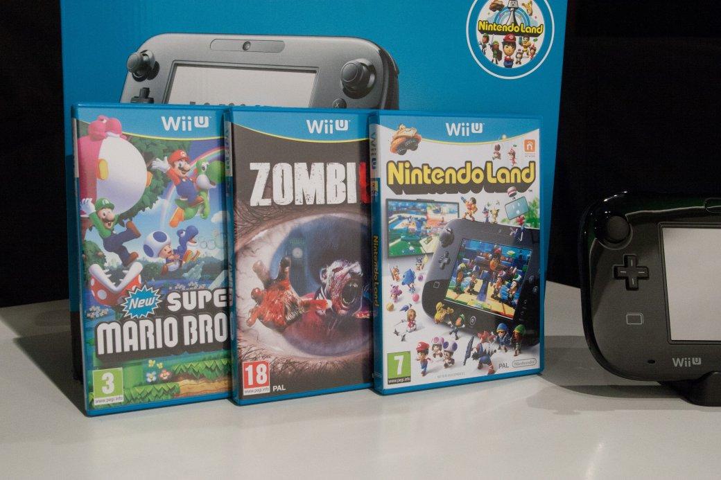Неделя Nintendo на Канобу! Анбоксинг консоли Wii U - Изображение 18