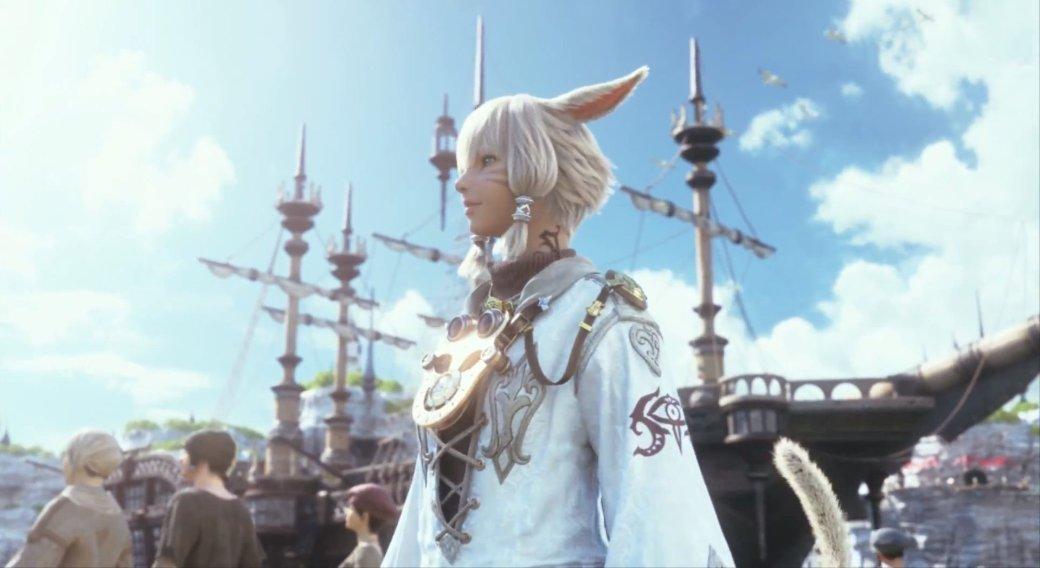 Final Fantasy 14 для PS4 вошла в японский чарт с третьего места - Изображение 1