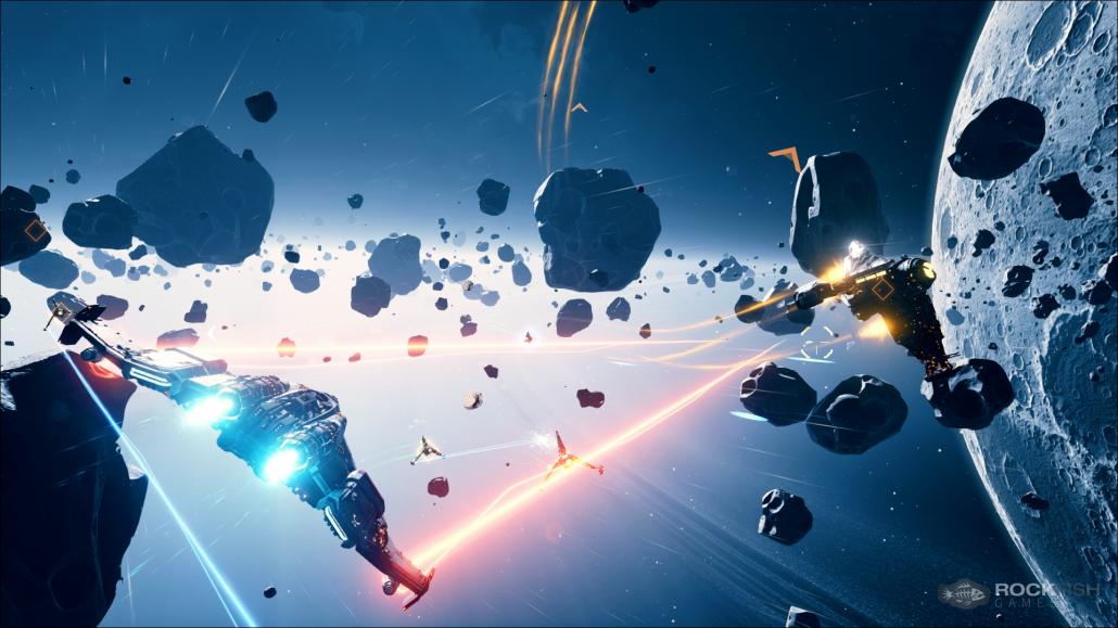 Космосим Everspace прошел Kickstarter: игра одобрена Крисом Робертсом. - Изображение 4