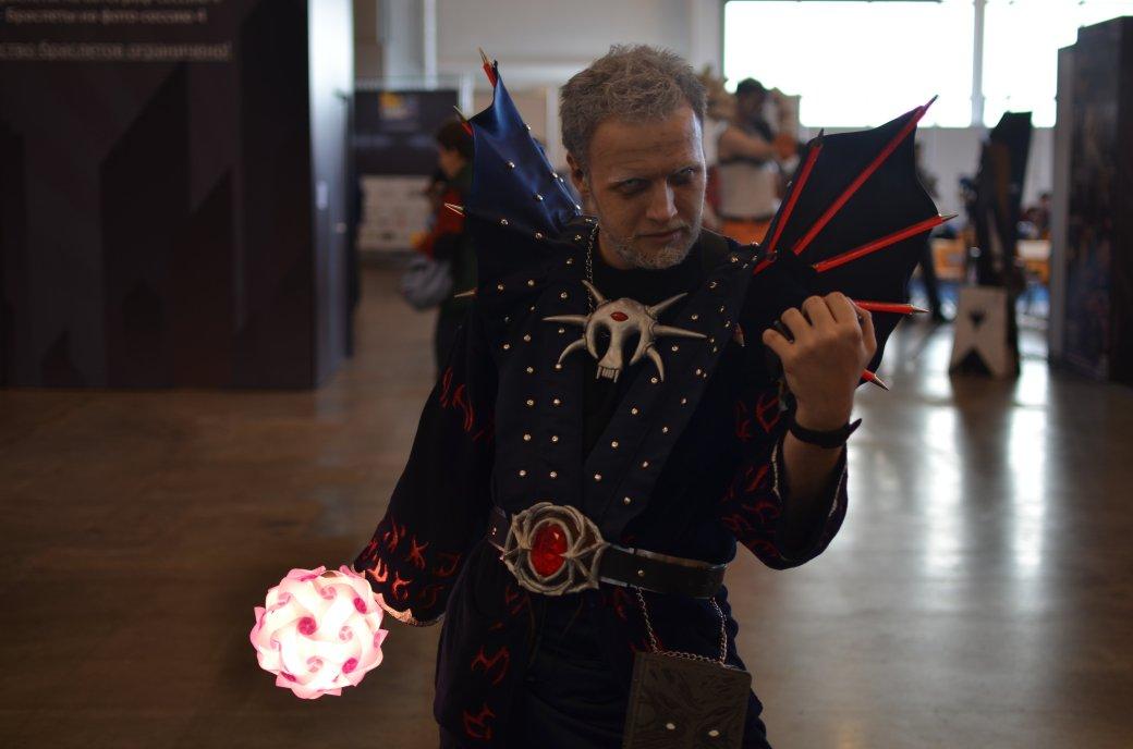 Фотоотчет с «Игромира» и Comic Con Russia, день 1 - Изображение 33