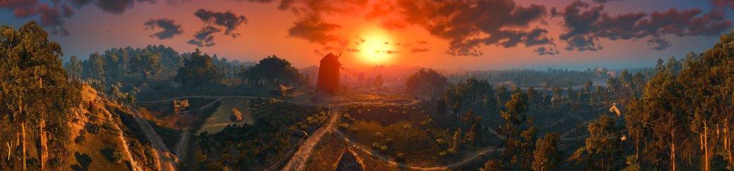 Вот так (а не как у меня) должна выглядеть The Witcher 3: Wild Hunt - Изображение 7