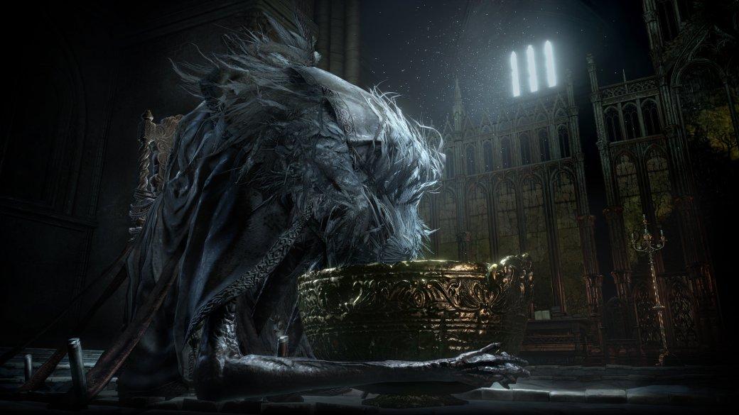 Рецензия на Dark Souls 3: Ashes of Ariandel. Обзор игры - Изображение 8