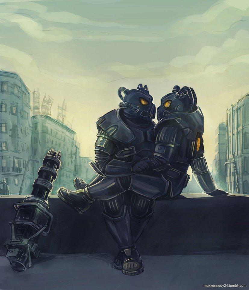 Лучший арт мира Fallout - Изображение 44