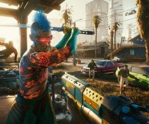 Кастомизация и Джонни Сильверхенд: чуть более минуты геймплея Cyberpunk 2077