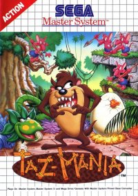 Taz-Mania – фото обложки игры