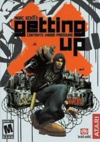 Marc Ecko's Getting Up: Contents Under Pressure – фото обложки игры