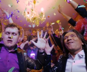 Хованский и Маликов сняли пародию на клип «Розовое вино», но снова не попали в ритм