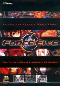 Force Five – фото обложки игры