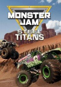Monster Jam Steel Titans – фото обложки игры