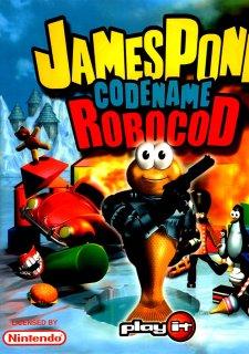 James Pond: Codename Robocod