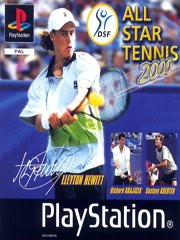 All Star Tennis 2000 – фото обложки игры