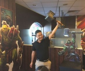 Blizzard рекламирует World of Warcraft в китайских McDonald's