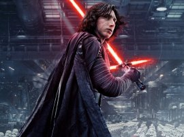 Адам Драйвер из «Звездных войн» должен заменить Бена Аффлека в фильме «Последняя дуэль»