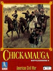 Battleground 9: Chickamauga – фото обложки игры