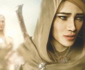 Полюбуйтесь на Галадриэль в синематике сюжетного DLC для Shadow ofWar. Прямо как в фильмах!