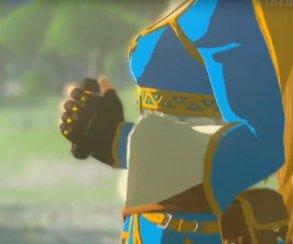 В трейлере The Legend of Zelda на TGA впервые показали Зельду