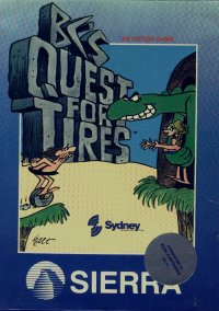 BC's Quest for Tires – фото обложки игры