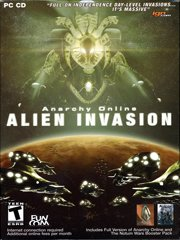 Anarchy Online: Alien Invasion