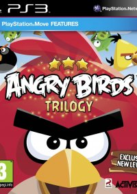Angry Birds Trilogy – фото обложки игры