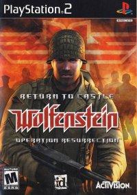Return to Castle Wolfenstein: Operation Resurrection – фото обложки игры