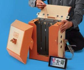 Просто картон? Немецкое рейтинговое агентство почти выкинуло Nintendo Labo вмусор