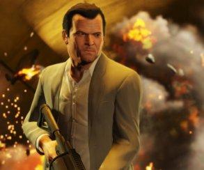 Гифка дня: когда несмог выпустить пар вGrand Theft Auto5