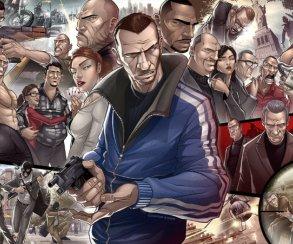 [19:00] Стрим Grand Theft Auto IVнаXbox One X