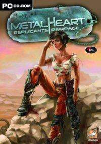 Metalheart: Replicants Rampage – фото обложки игры