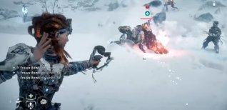 Horizon: Zero Dawn. Horizon Zero Dawn: The Frozen Wilds - квест Survivor